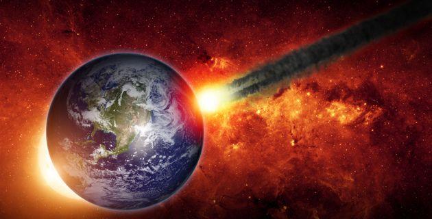 Asteroideneinschlag 2021